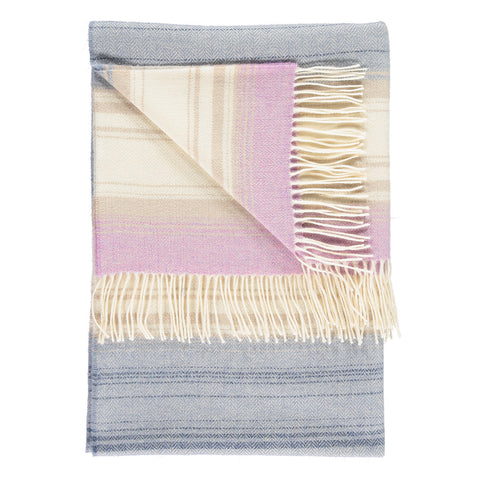 Helle Denim Throw