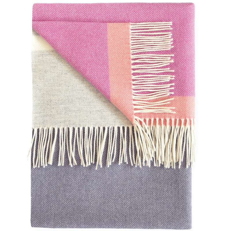 Eloise Grape Throw