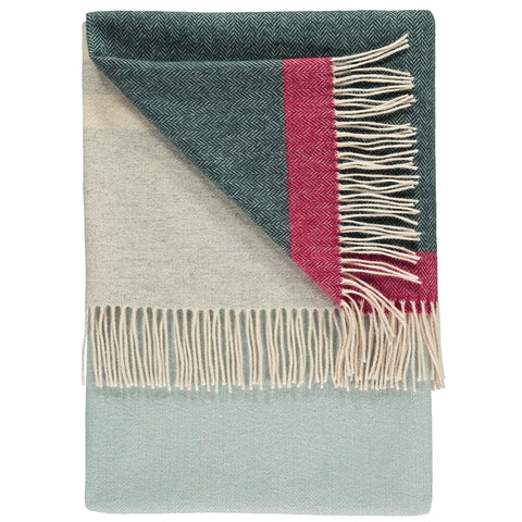 Eloise Blue Fjord Throw