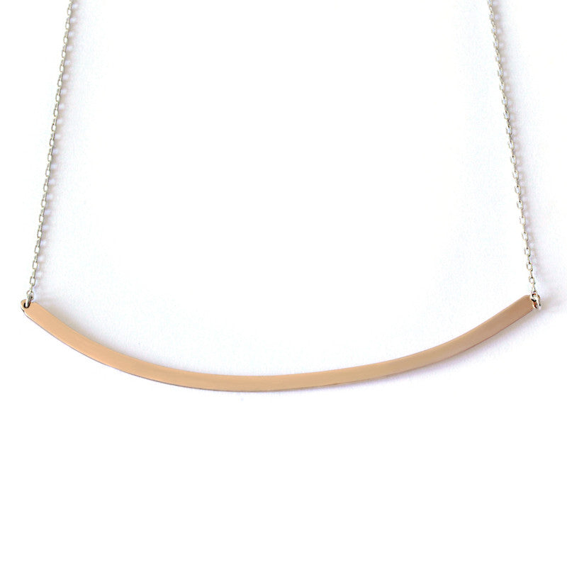 Large Arc Necklace