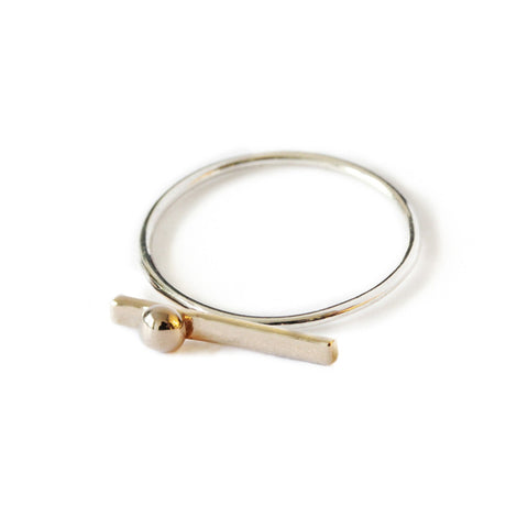 Linear Orb Ring