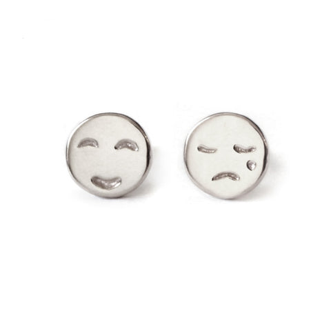 Smile Now Cry Later Earrings