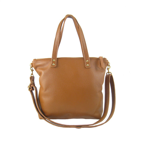 Mini Leather Day Bag