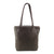 Open Leather Tote