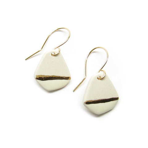 Large Geo Earrings