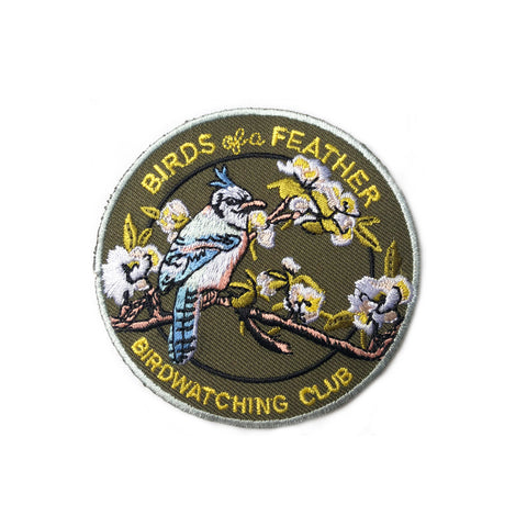 Birdwatching Patch