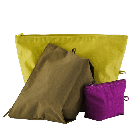 Solids Go Pouch Set