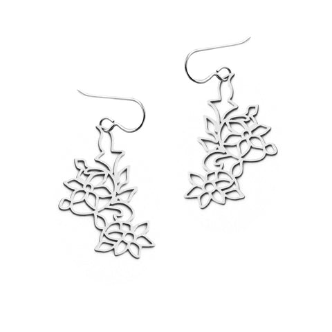 Pattern No. 1 Earrings