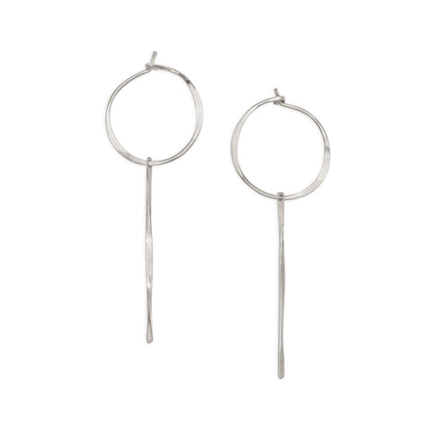 Boden Hoop Earrings