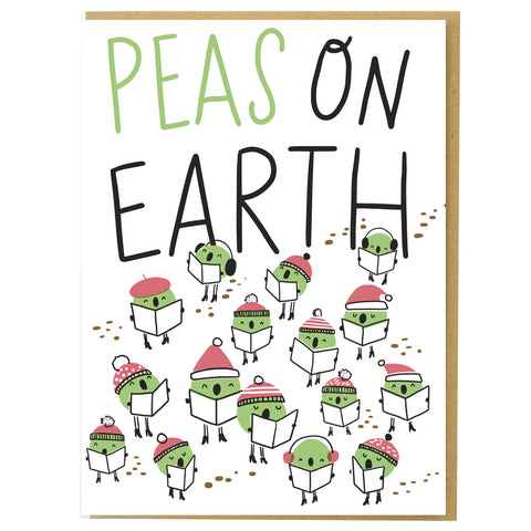 Peas On Earth Holiday Box Set
