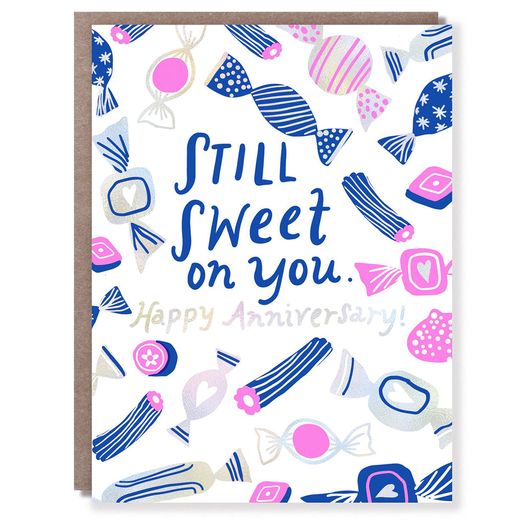 Still Sweet on You Card