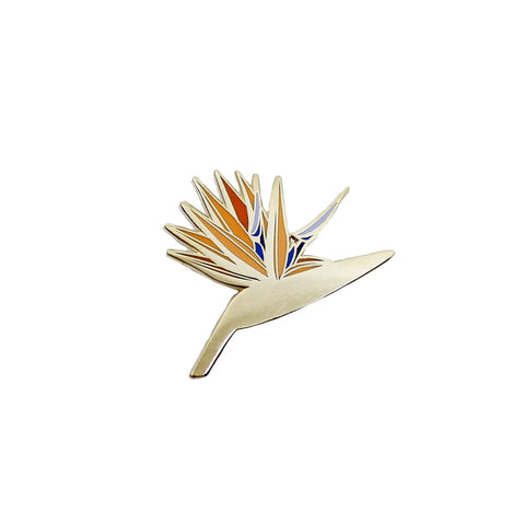 Bird of Paradise Pin