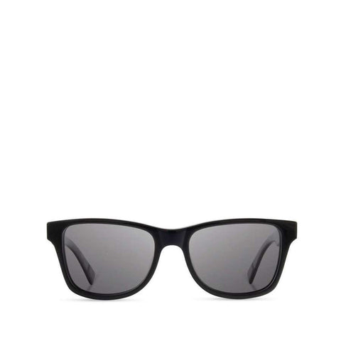 CLEARANCE - Canby Black Acetate Sunglasses