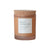 Slow North Glass Tumbler Candle