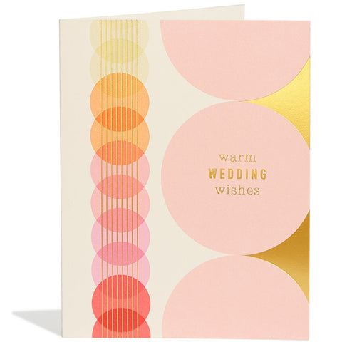 Django Wedding Card