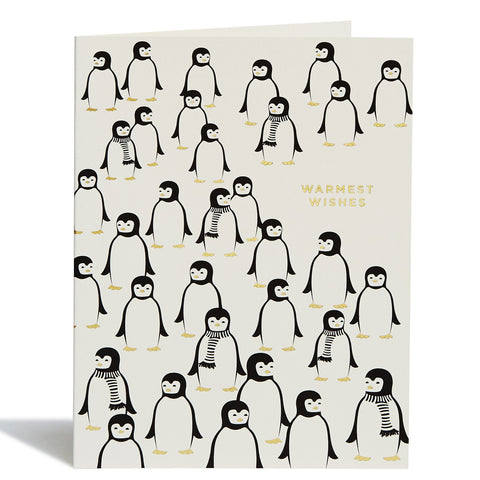 Warmest Wishes Penguin Holiday Box Set