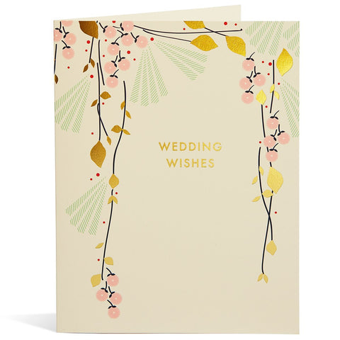 Wedding Chuppah Card