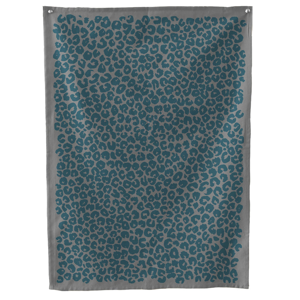 Leopard Tea Towel