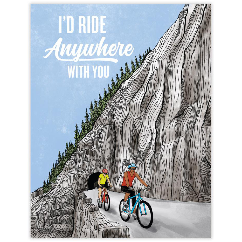 Ride Anywhere Card