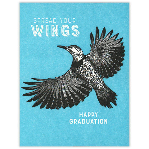 Spread Your Wings Card