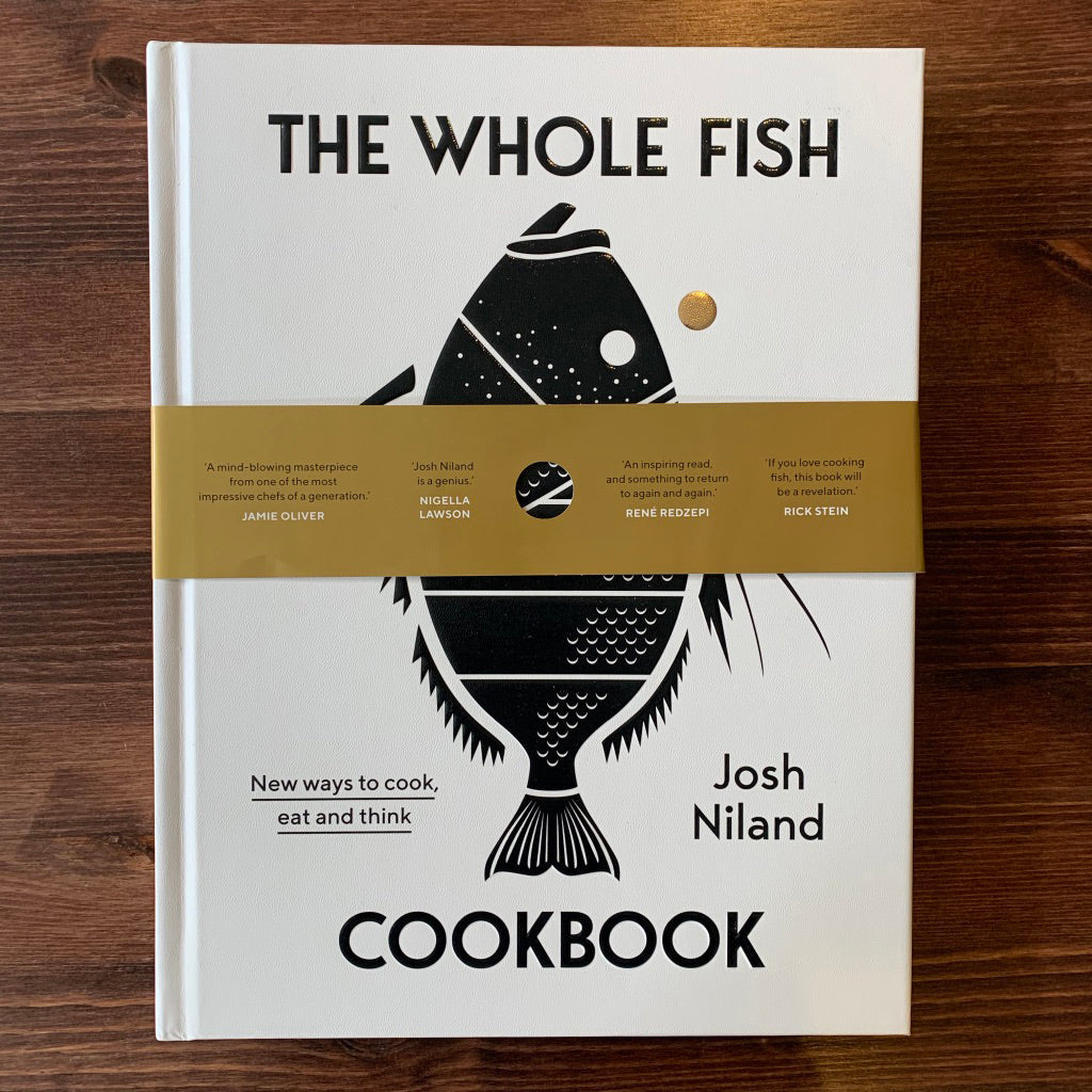 The Whole Fish Cookbook