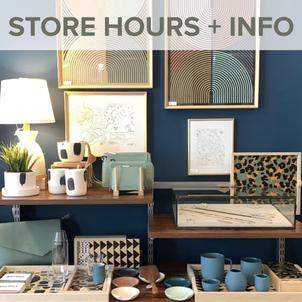 Store Hours & Info