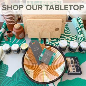 Shop Our Tabletop
