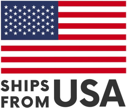 Ships from USA badge