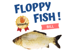 flippy fish cat toy bill variant