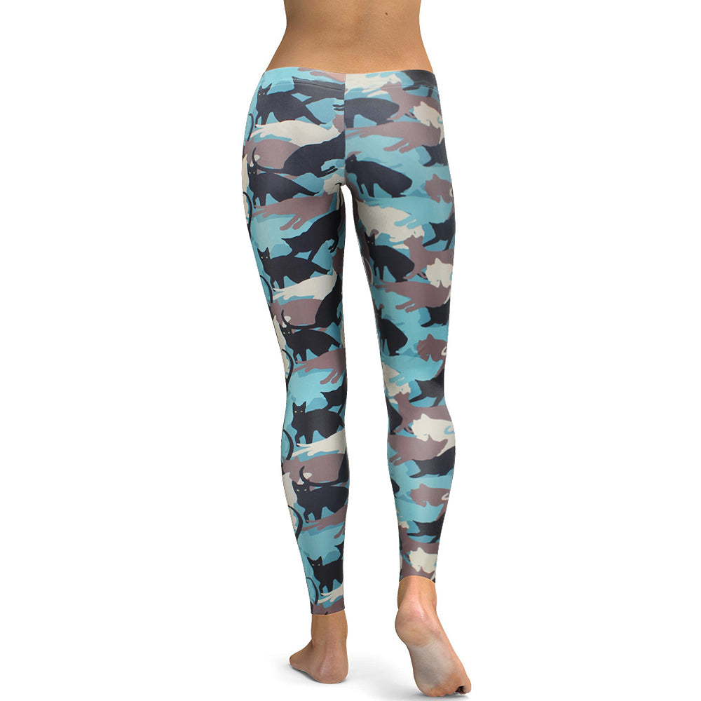 Catmouflage Leggings