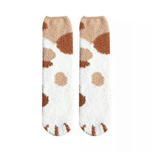Comfy Cat Paw Socks <br>(Buy 3 get 1 free)