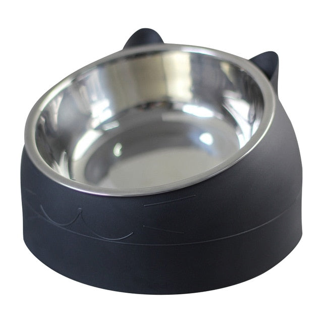 Stainless Bowl With Silicone Base