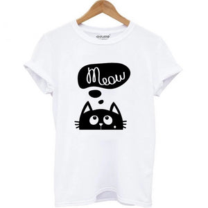 Thinking of Meow T-Shirt
