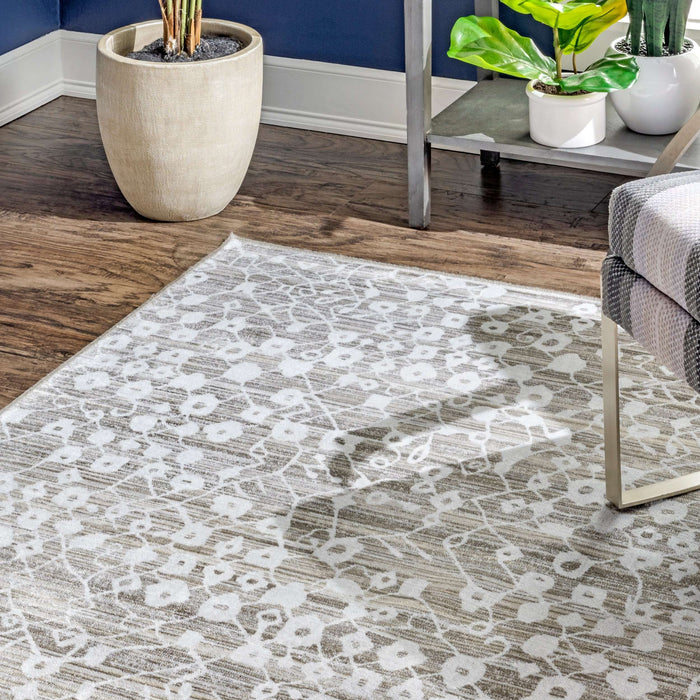 Hedera Abstract Floral