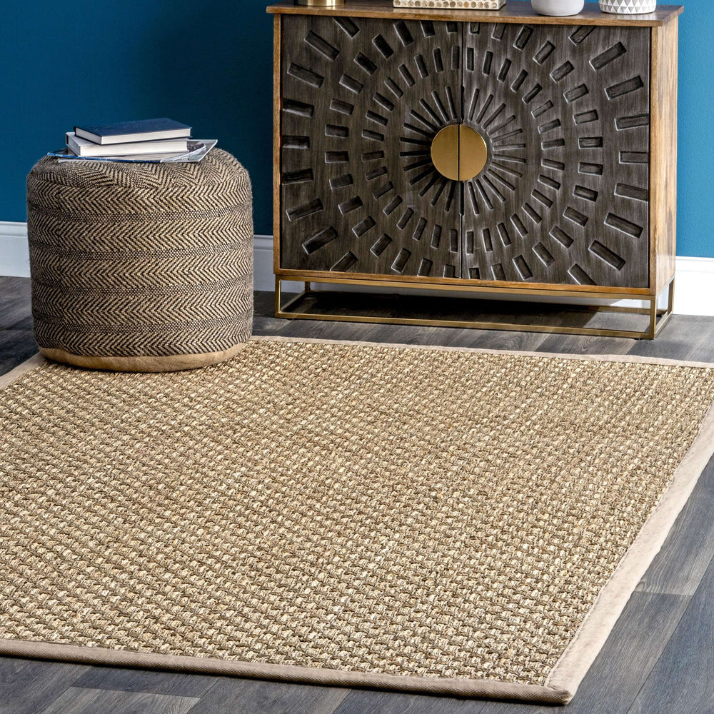 Spero Seagrass Basketweave Indoor/Outdoor