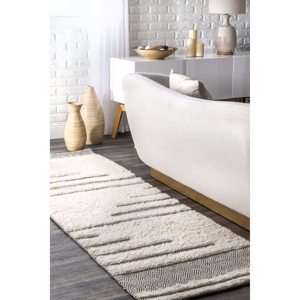 Moroccan Abstract Diamonds Berta Rug