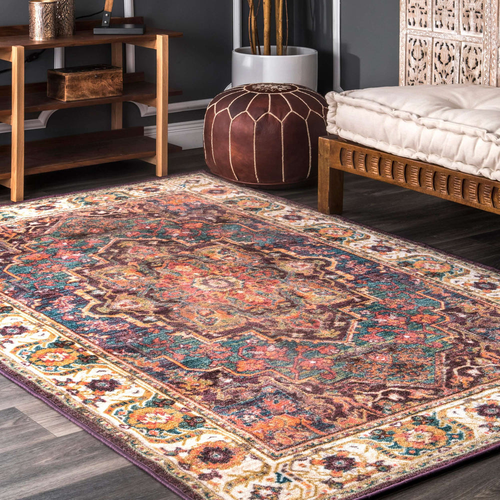 Vintage Medallion Evalyn Rug