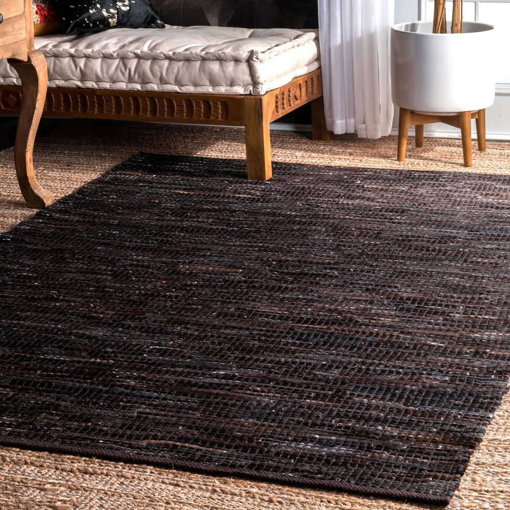 Hand Woven Linares Abstract Rug