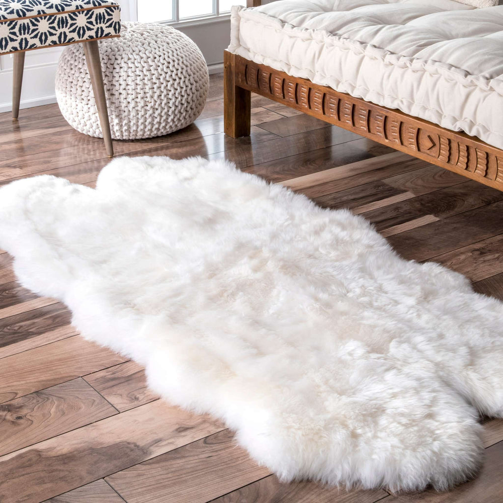 Hand Made Quarto Luxe sheepskin