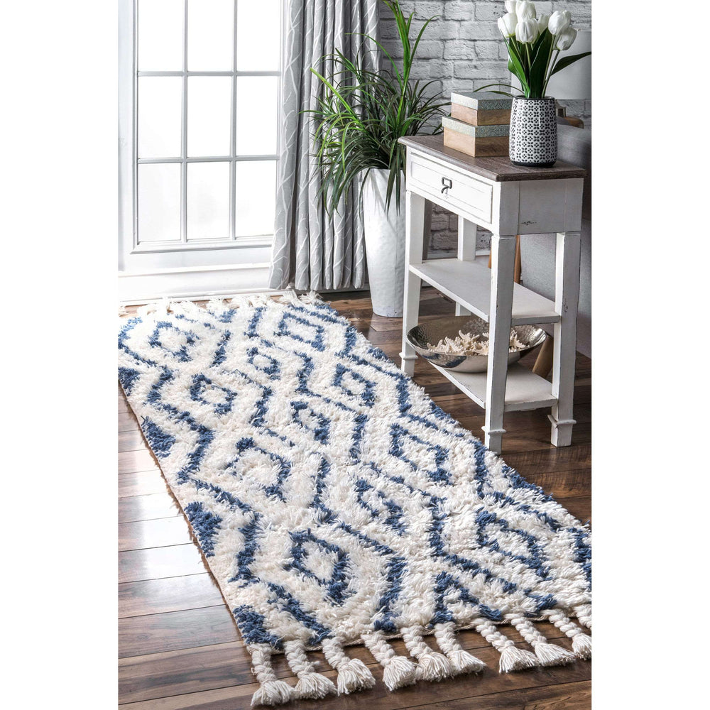 Hand Knotted Soukey Area rug