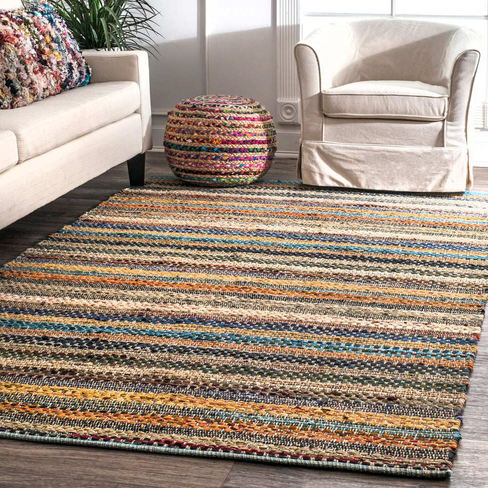 Erasmo Stripes Rug