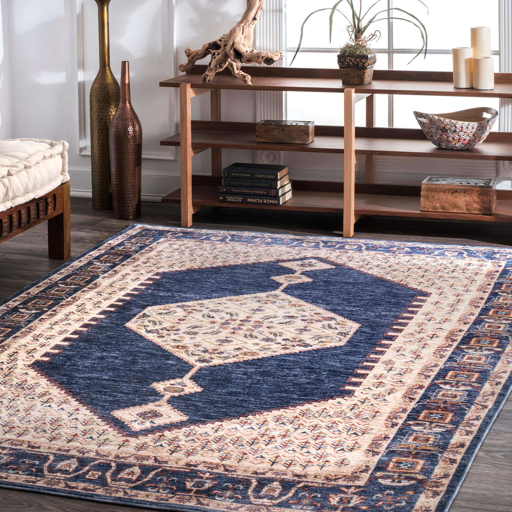 Vintage Julie Medallion Rug