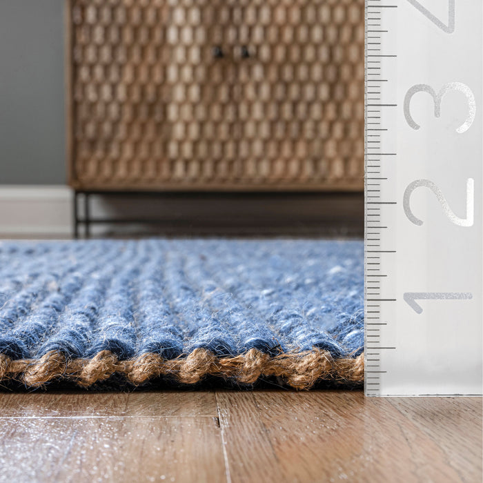 Ophilia Jute And Wool Flatweave