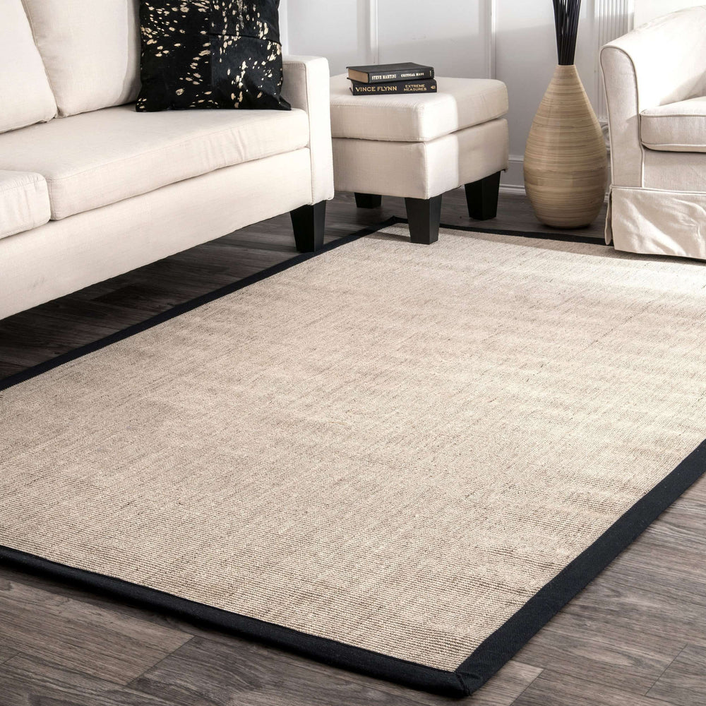 Bordered Maryjo Sisal Rug