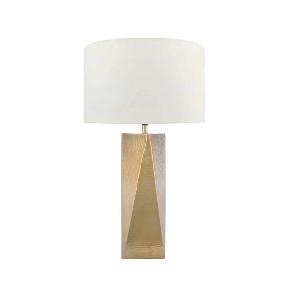 "Essex 24"" Brass Table Lamp"