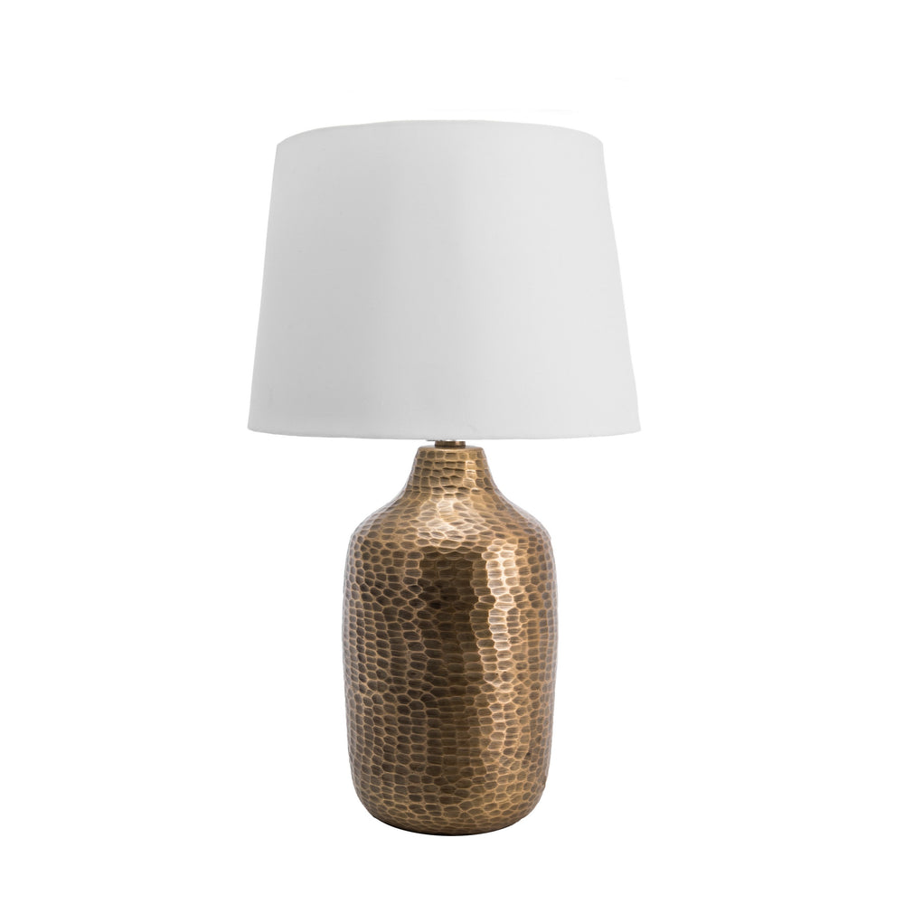 "Dallas 24"" Aluminum Table Lamp"