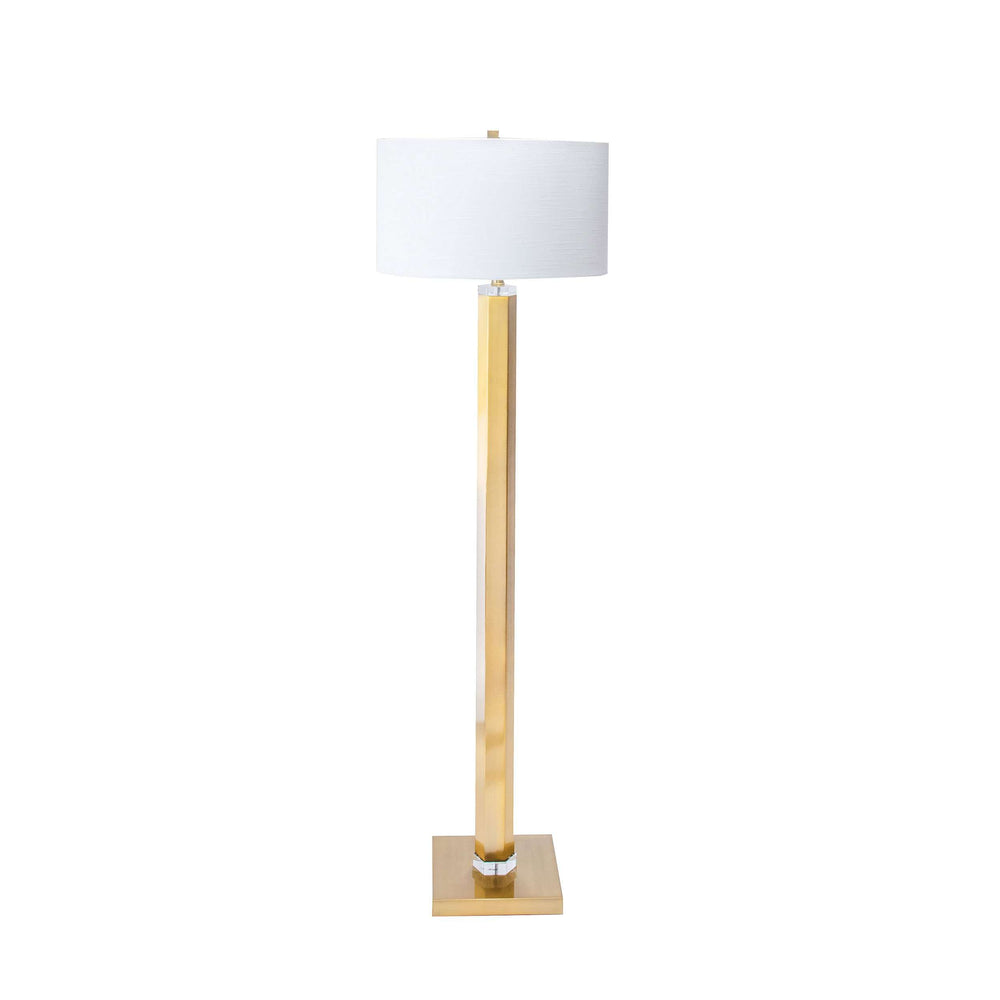 "Doral 60"" Metal Floor Lamp"