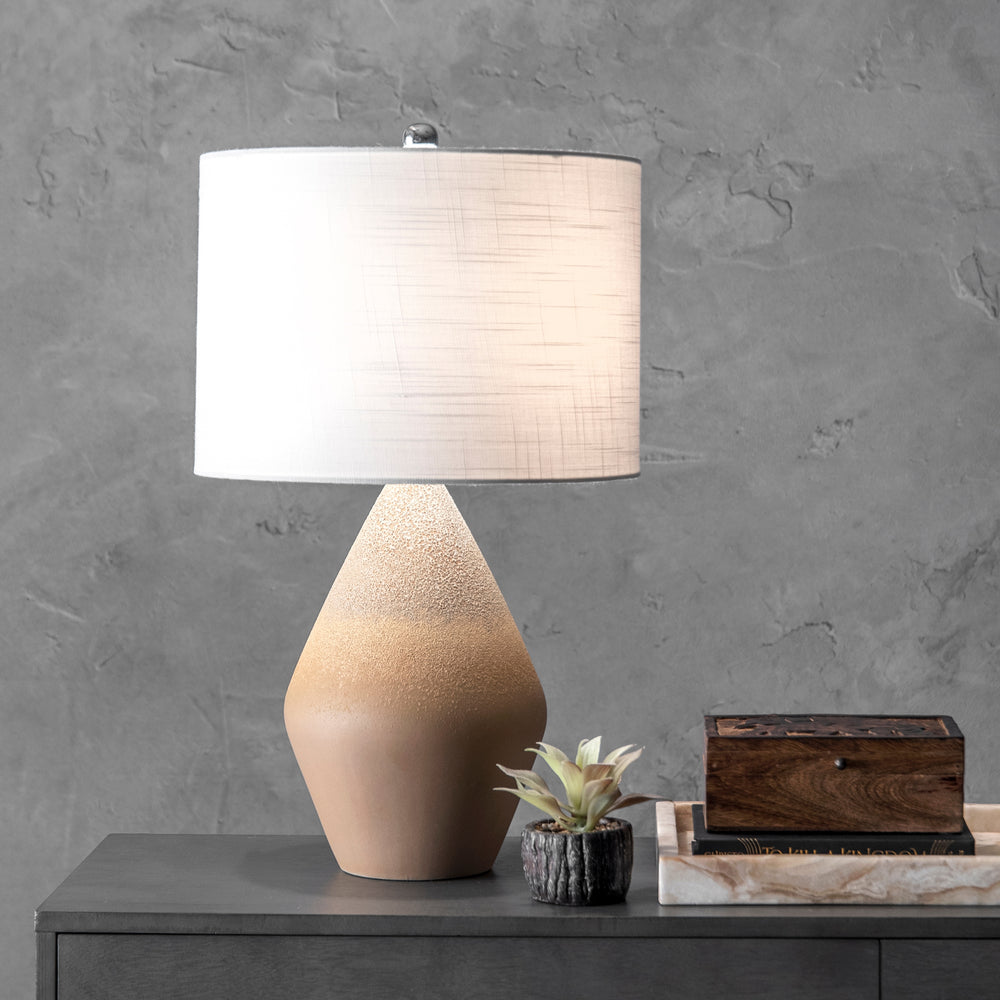 "Lexington 24"" Glass Table Lamp"