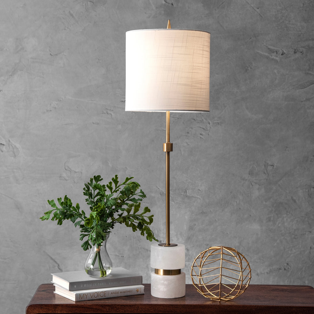 "Charlotte 31"" Marble Table Lamp"