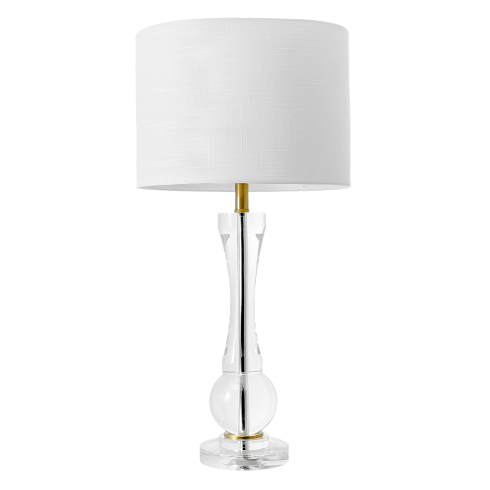 "Glendale 28"" Metal Table Lamp"